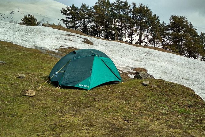 Lamadugh Trek Manali photo 2
