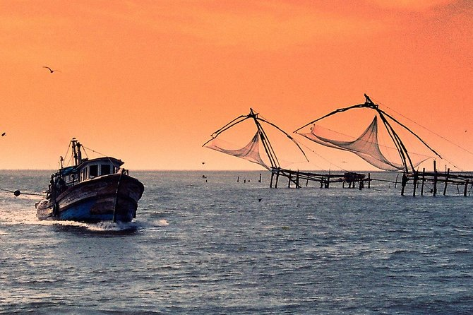 Make Your Own: Custom Private Guided Kochi Sightseeing Trip