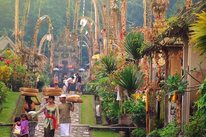 Bali Traditional Village Tour Penglipuran, Besakih & more
