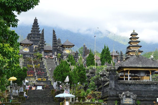 Besakih, Mother of All Temples, Lempuyang & Tirta Gangga