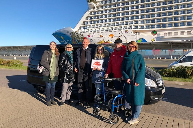 Accessible 2 Day Shore Tour of St Petersburg for people with disabilities