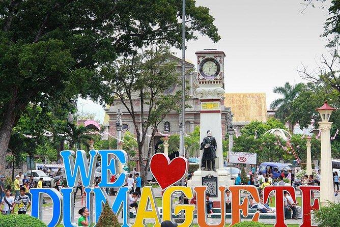 Dumaguete Half Day City Tour
