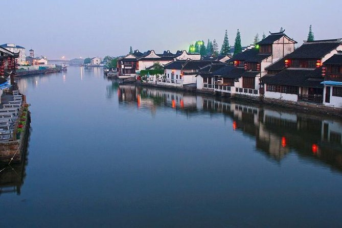 Private Zhujiajiao Water Village Local Insight Tour