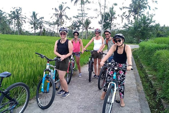 Bali Half Day Cycling Tour