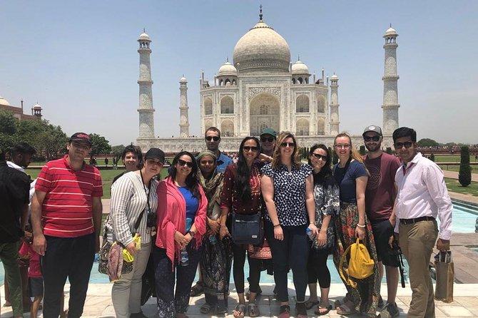 3 days Golden Triangle Tour India