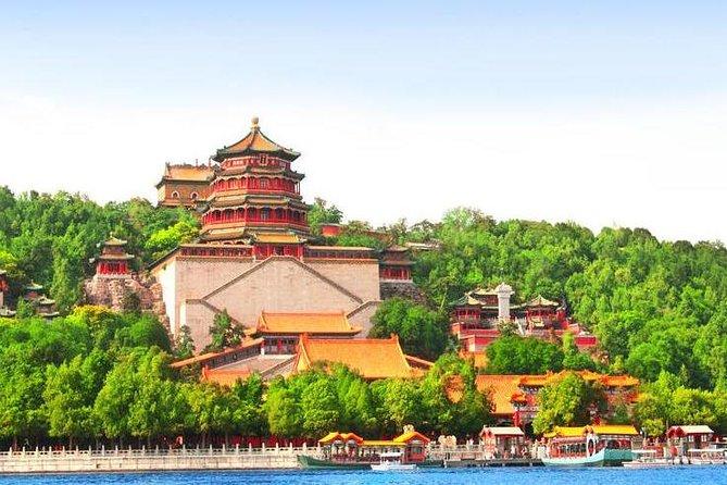 6-Hrs Layover - Beijing Airport to Tiananmen, Forbidden City & Summer Palace