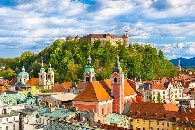 Bled and Ljubljana from Zagreb