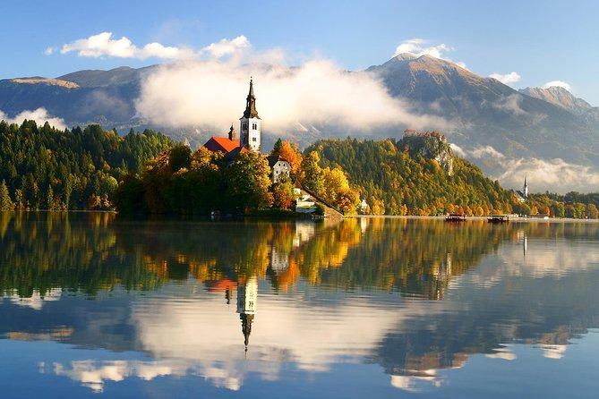 Best of Slovenia - Lake Bled, Postojna Cave and Predjama Castle