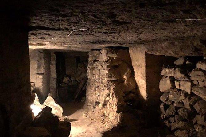 Odessa's Hidden Story: the Catacombs