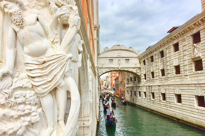 Ducal Venice, Historical Walking Tour & Skip the line Doge's Palace