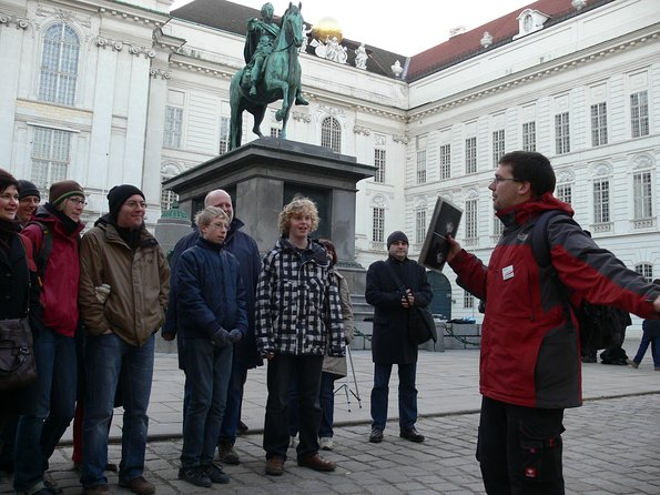 Vienna Walking Tour: In the Footsteps of 'The Third Man' photo 3