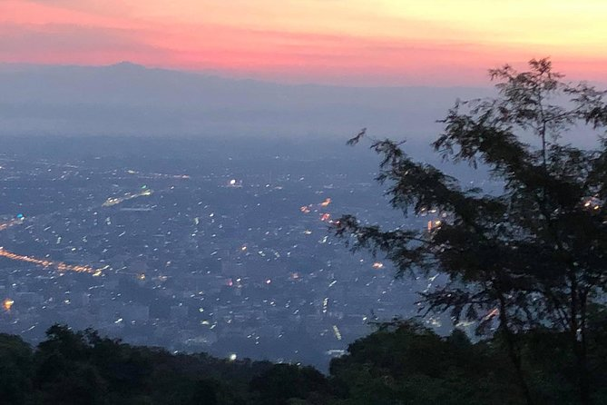 Doi Suthep Temple. It's a must see in Chiang Mai !!!