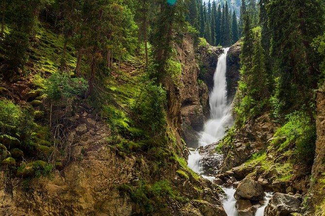 Fairy Tale Canyon and Barskoon Waterfall