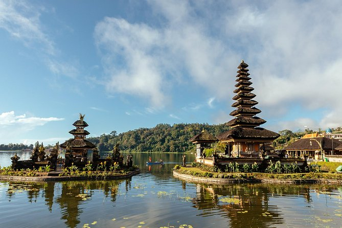 The Ultimate Waterfalls in Bali Private Tour (pick up & lunch included)