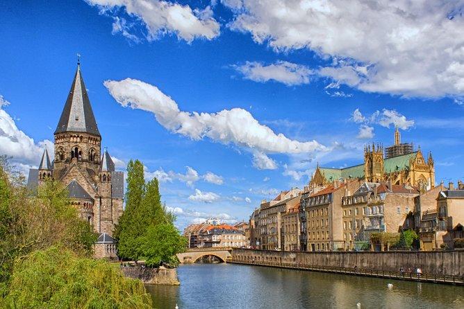 Strasbourg-Entzheim Airport (SXB) - Metz