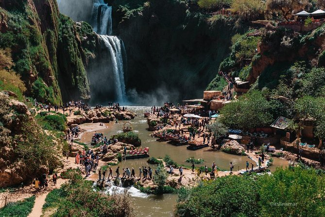 Private day trip to Ouzoud waterfalls from Marrakech photo 9