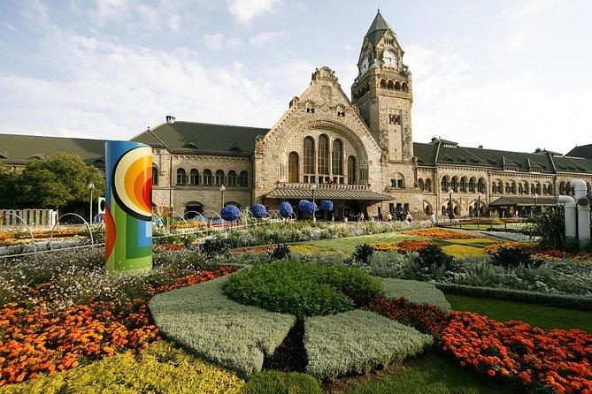Strasbourg - Metz