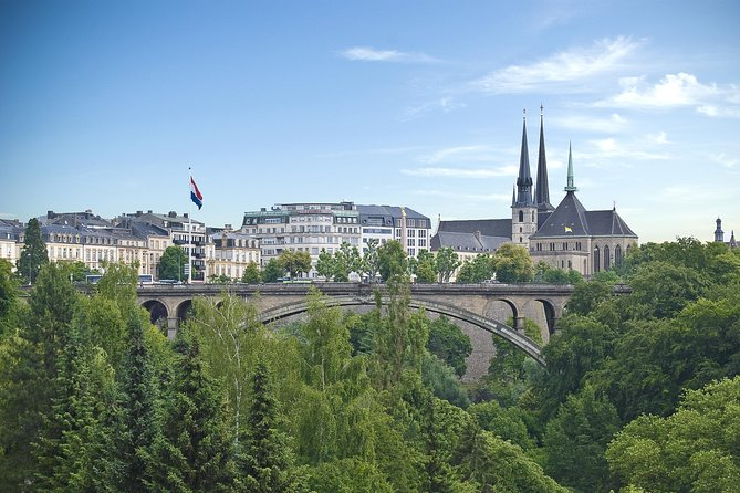 Strasbourg - Luxembourg