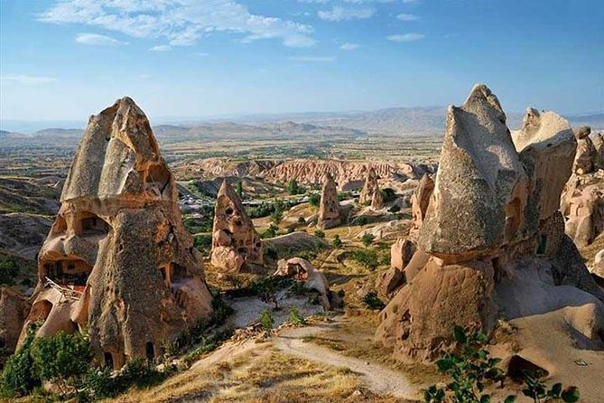 Nevsehir Kapadokya Airport NAV Transfers to Cavusin Hotels