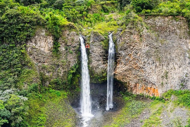 Baños 2Day/1Night Tour - All Included tours + accommodation