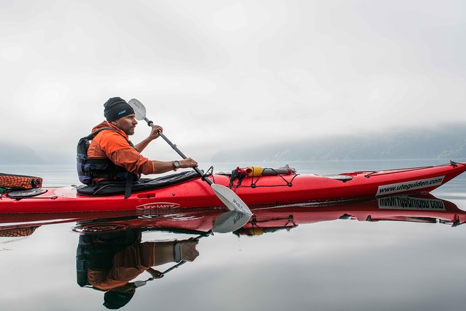 Fjord Paddle in Hellesylt - Half Day Kayaking Tour
