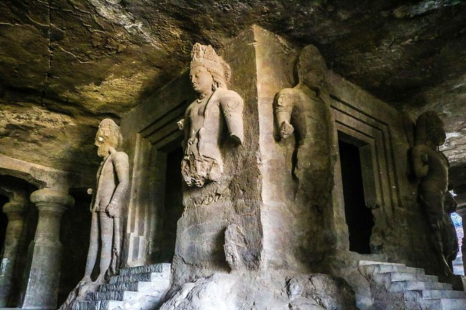 Elephanta Caves Audio Guided Walking Tour, Mumbai