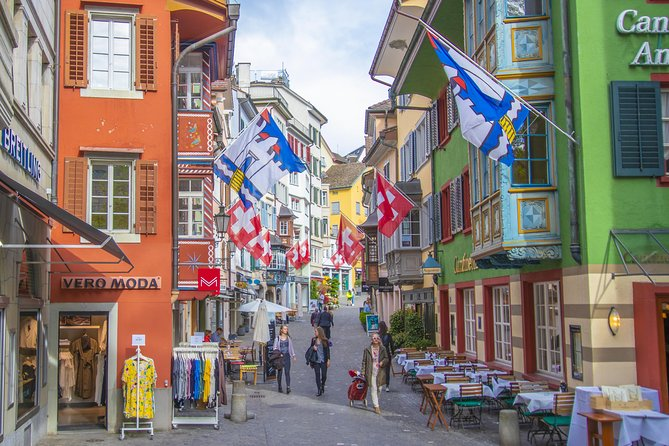Best of Zurich in 60min - a discovery Walk with a Local