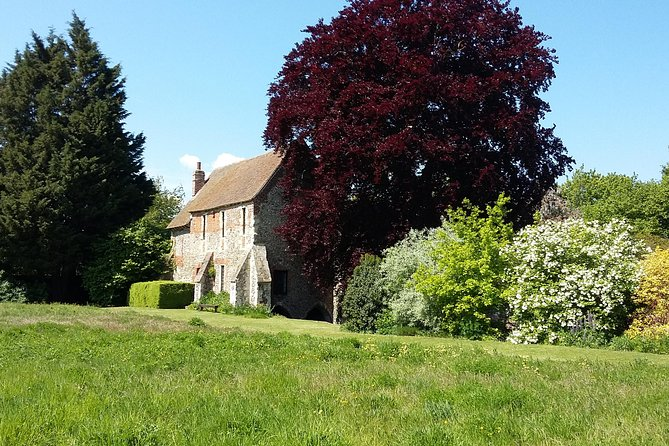 Private Guided Walk in Medieval Canterbury with Local Blue Badge Guide