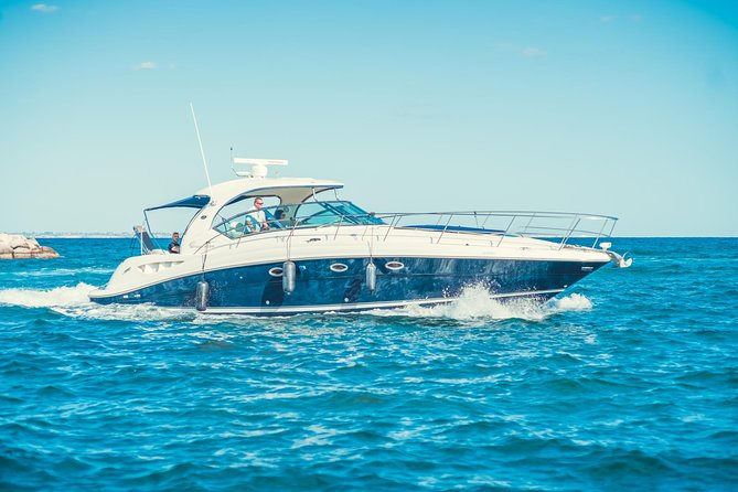 Luxury Private Vip Half Day Cruise