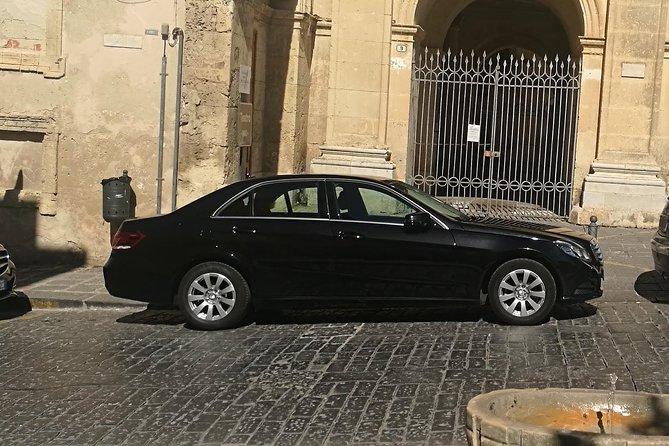 Transfer Tour from Catania to Palermo passing by Villa Romana del Casale