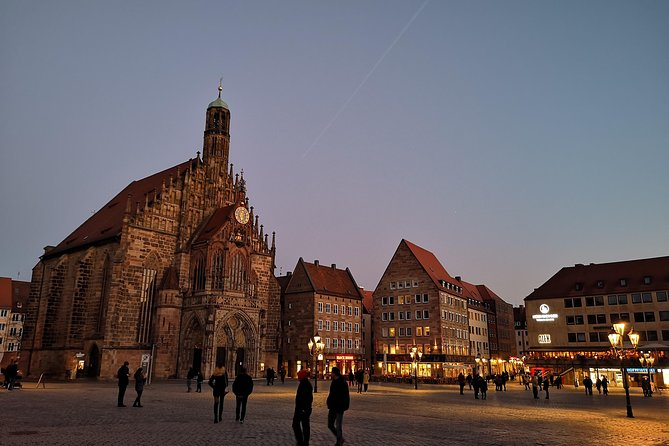 Medieval Nuremberg Walking Tour with Guide