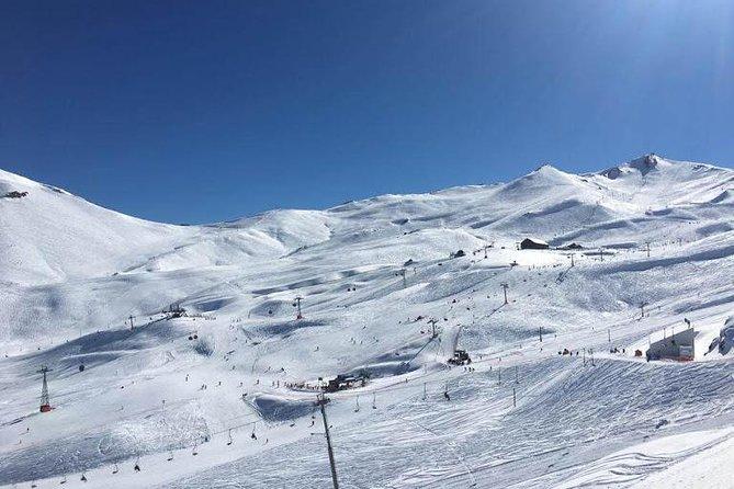 El Colorado ski center