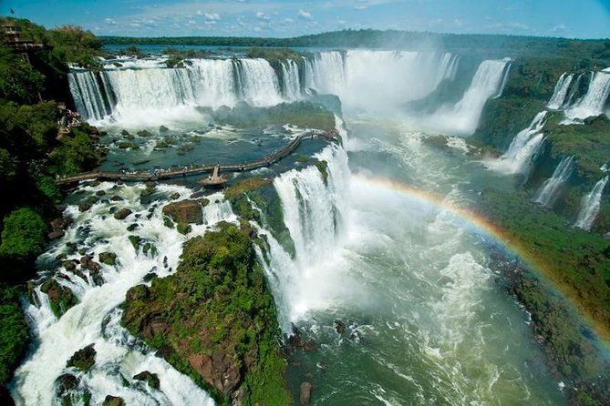 Argentinian and Brazilian falls Full day trip