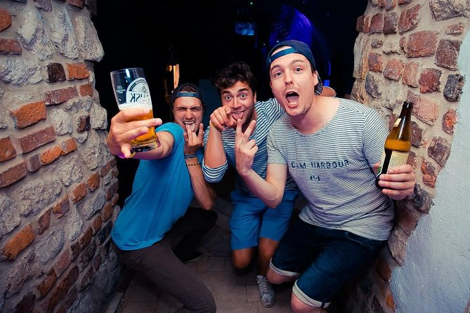 Warsaw Crawl with Unlimited Alcohol