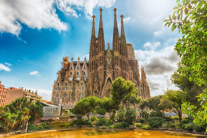 Barcelona Half-Day Sightseeing Tour With Pickup - Private Tour For BCN Top 10 photo 1