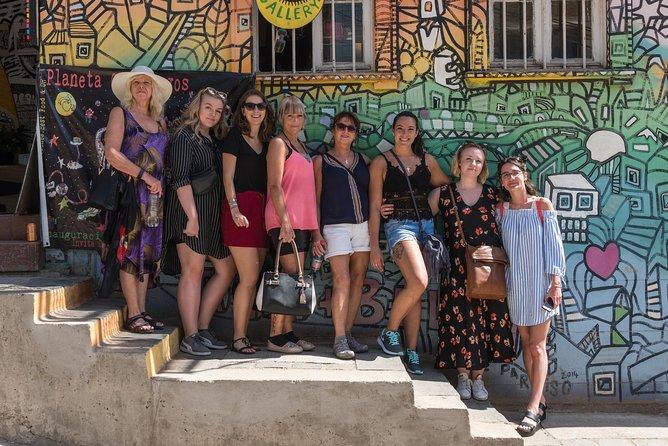 Valparaiso city private tour from Santiago