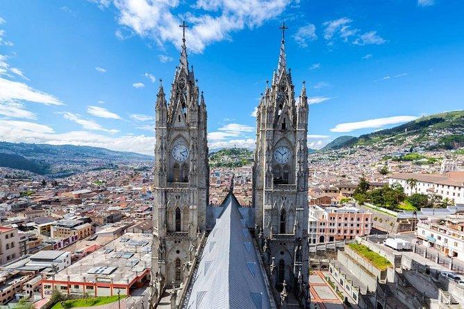 Baños to Quito