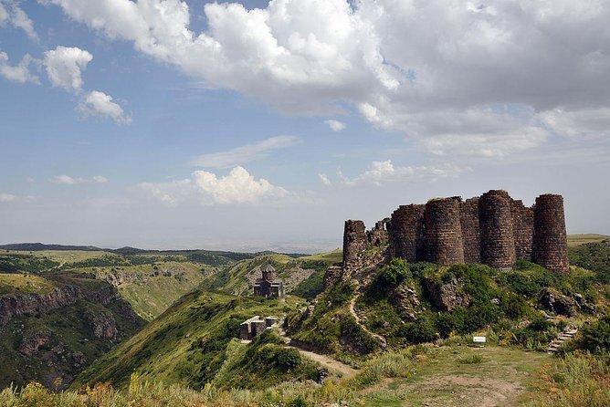 Saghmosavank, Hovhannavank,Armenian Alphabet Monument, Aragats, Amberd