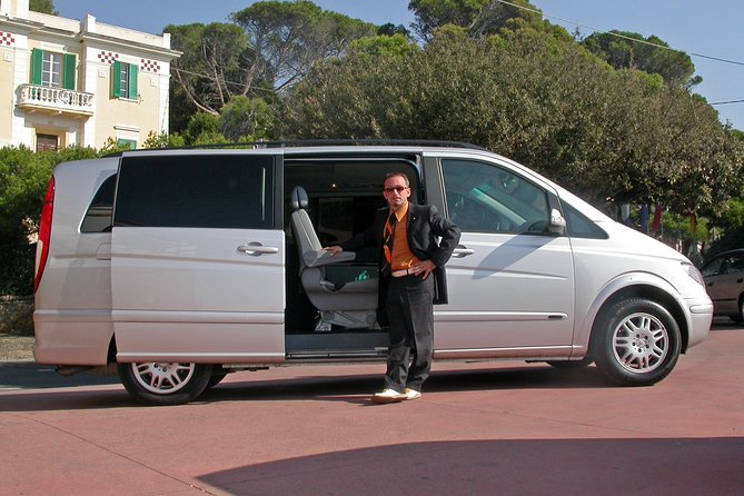 Transfers from Catania airport to Noto