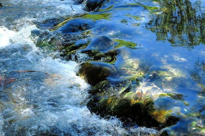 Split or airport Split to Novalja via the Krka waterfalls