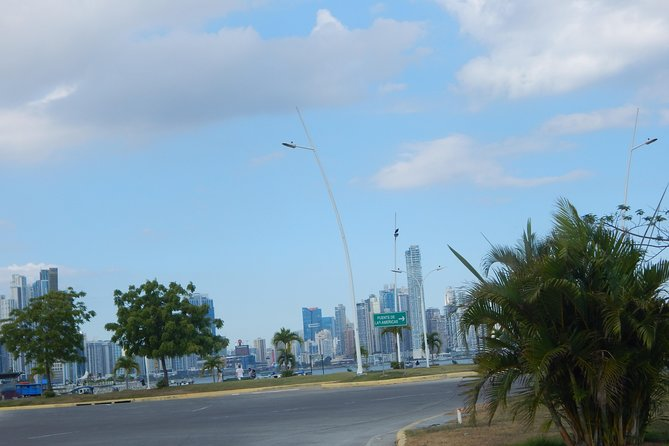 Transfer from Hotel Panama City (City limits) to Tocumen International Airport