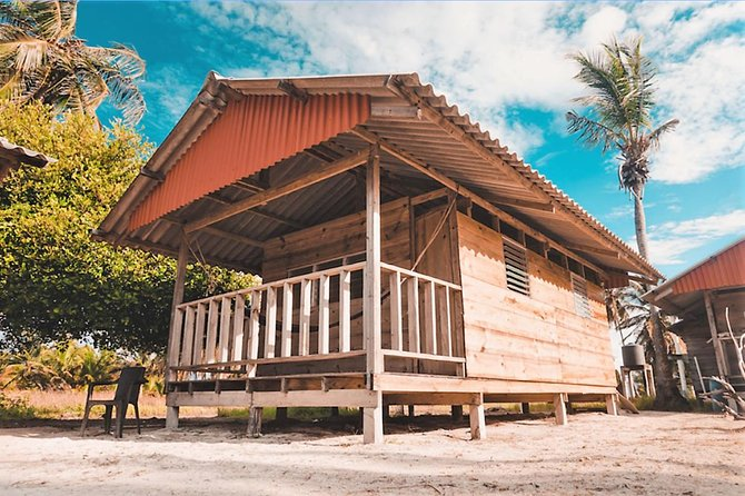 2D & 1N - Private Cabin on San Blas Island INCLUDING Tour + All Meals