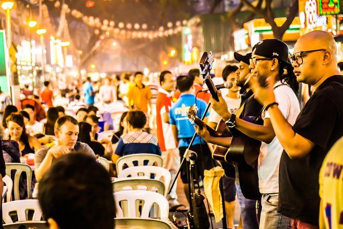 Guided Night Tour: Discover the Magic of Kuala Lumpur under The Lights