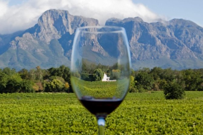 Cape town private, Robben Island and Wine Tasting Tour