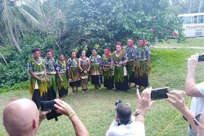 Traditional Tongan Cultural Daytime Buffet Lunch Show