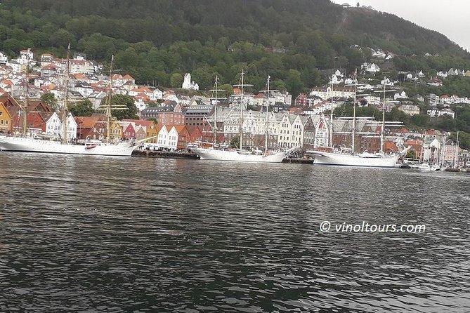 Walking tour: Medieval Spirit of Bergen