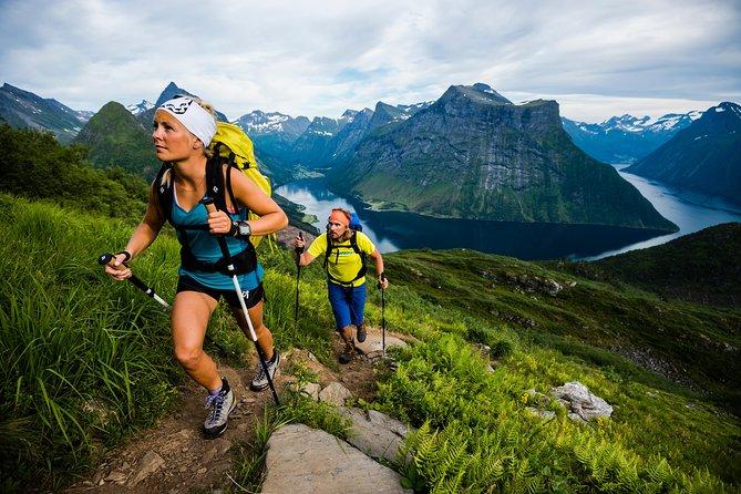 Hiking to Mount Saksa from Urke