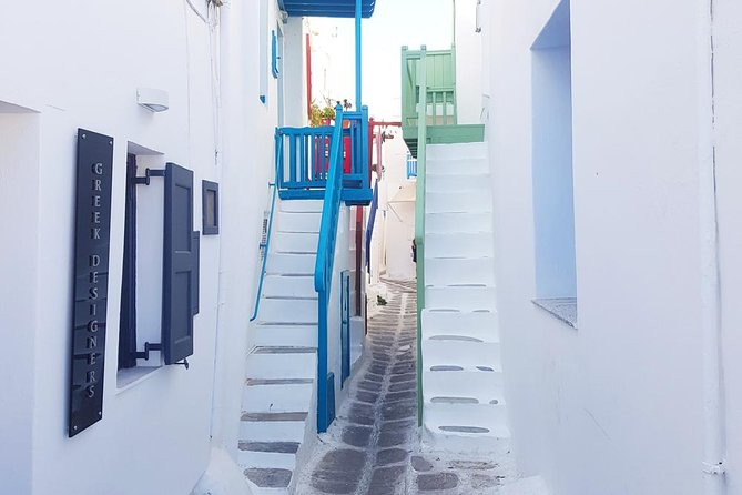 Unforgettable 4 Hours Of Mykonos - Half Day Experience - Private Tour