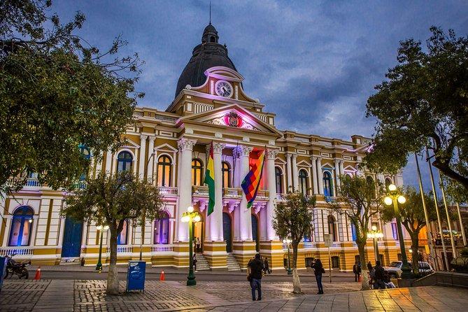 Afternoon: La Paz city tour