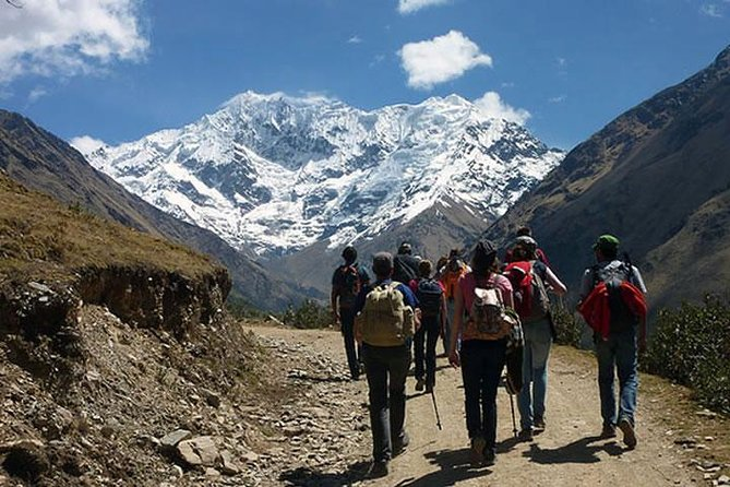 Excursion Salkantay Machupicchu 04 days 03 nights